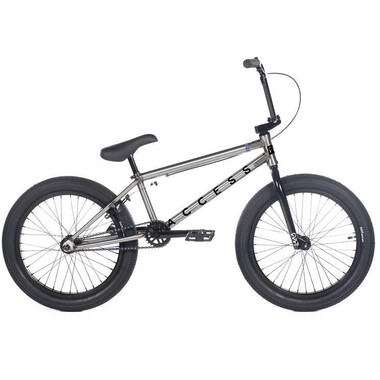 "BMX CULT ACCESS 20"" Raw 2020"